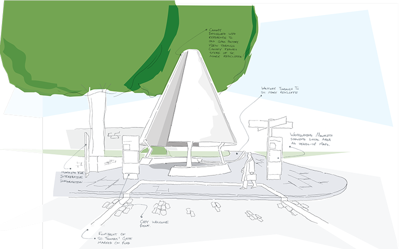 Lacock gullam bristol legible city for Product design consultancy bristol